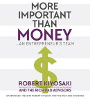 More Important Than Money: An Entrepreneur's Team