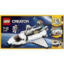 レゴ(R)クリエイター スペースシャトル 31066