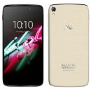 ALCATEL ONETOUCH IDOL 3(5.5)smartphone in Soft Gold
