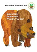 BROWN BEAR,BROWN BEAR WHAT DO YOU SEE(BB