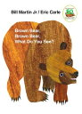 BROWN BEAR,BROWN BEAR WHAT DO YOU SEE(BB [ ERIC CARLE ] ランキングお取り寄せ
