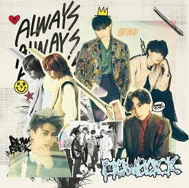 ALWAYS (初回限定盤 CD+DVD) [ FlowBack ]