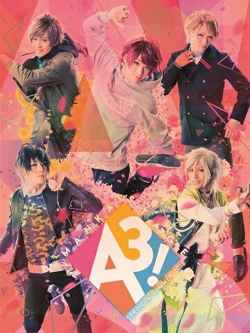 MANKAI STAGE『A3!』〜SPRING & SUMMER 2018〜(初演特別限定盤) [ 横田龍儀 ]