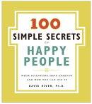 100 SIMPLE SECRETS OF HAPPY PEOPLE(P)