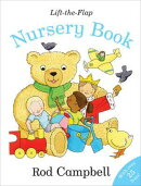 LIFT-THE-FLAP:NURSERY BOOK(P)