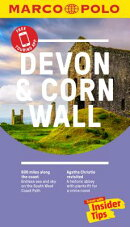 Devon & Cornwall Marco Polo Pocket Guide [With App]