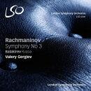 【輸入盤】ラフマニノフ:交響曲第3番、バラキレフ:交響詩『ロシア』 ゲルギエフ&ロンドン響
