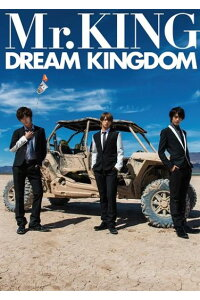 Mr.KING写真集『DREAMKINGDOM』通常版[Mr.KING]