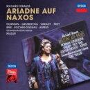 【輸入盤】『ナクソス島のアリアドネ』全曲 マズア&ゲヴァントハウス管、グルベローヴァ、ノーマン、他(1988 ス…