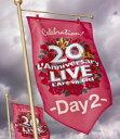 20th L'Anniversary LIVE ?Day2-【Blu-ray】 [ L'Arc-en-Ciel ]