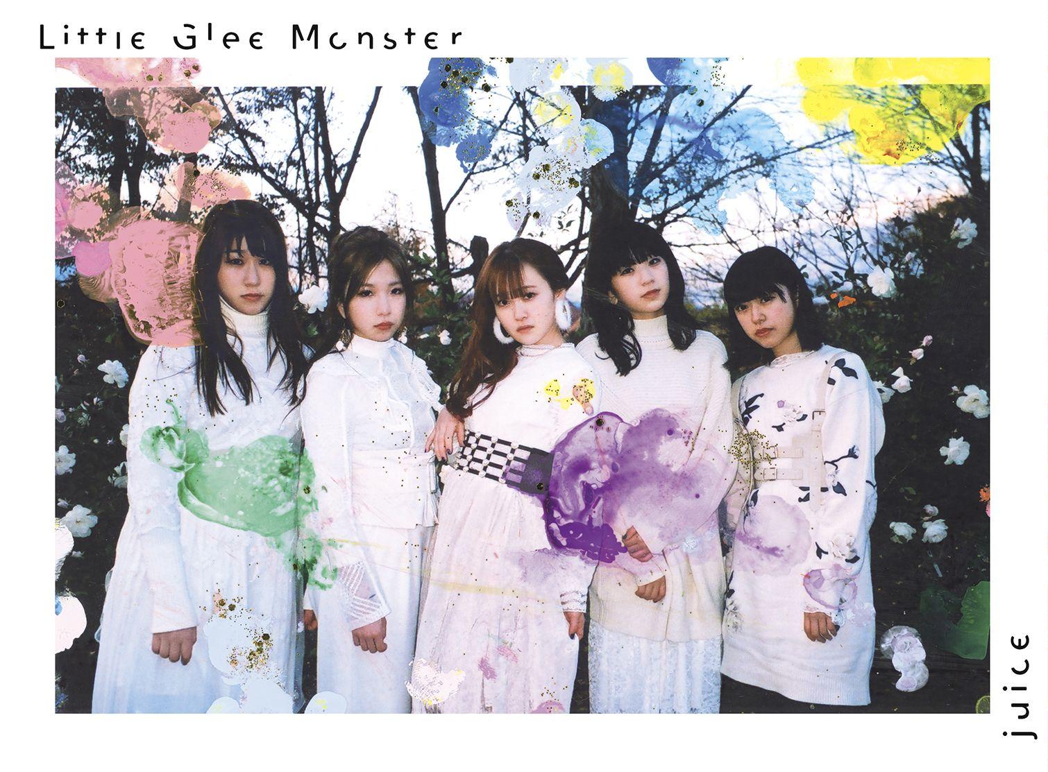 juice (初回限定盤 CD+DVD) [ Little Glee Monster ]