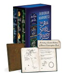 The All Souls Trilogy Boxed Set: A Discovery of Witches/Shadow of Night/The Book of Life [With Diana