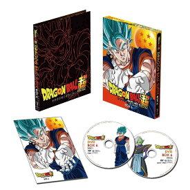 ドラゴンボール超 DVD BOX6 [ 野沢雅子 ]