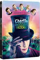 チャーリーとチョコレート工場 ブルーレイ版スチールブック仕様 [数量限定生産]【Blu-ray】