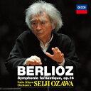 ベルリオーズ:幻想交響曲 [ 小澤征爾 ] ランキングお取り寄せ