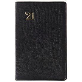 3121 NOLTY 能率手帳ゴールド(黒)