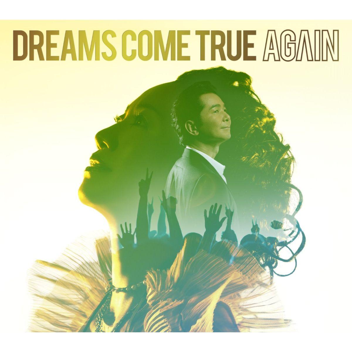 AGAIN(初回限定盤 CD+DVD) [ DREAMS COME TRUE ]
