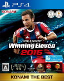ワールドサッカーウイニングイレブン 2015 KONAMI THE BEST PS4版