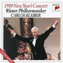 ベスト・クラシック100 28::ニューイヤー・コンサート1989(Blu-spec CD2) [ カルロス・クライバー ]