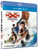 トリプルX:再起動 3Dブルーレイ+ブルーレイセット【Blu-ray】