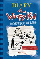 DIARY OF A WIMPY KID #2:RODRICK RULES(B)
