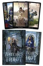 Witches Tarot WITCHES TAROT W/CARDS [ Ellen Dugan ]