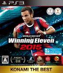 ワールドサッカーウイニングイレブン 2015 KONAMI THE BEST PS3版