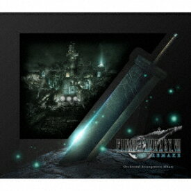 FINAL FANTASY 7 REMAKE Orchestral Arrangement Album [ (ゲーム・ミュージック) ]
