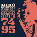 【輸入盤】String Quartet, 10, 11, : Miro Q