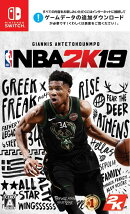NBA 2K19 Nintendo Switch版