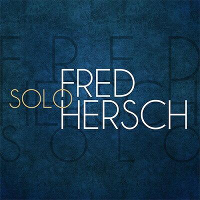 【輸入盤】Solo [ Fred Hersch ]