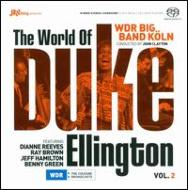 【輸入盤】WorldOfDukeEllington:Part2[WdrBigBandCologne/DianneReeves/RayBrown]