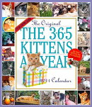 The Original The 365 Kittens a Year Calendar[洋書]