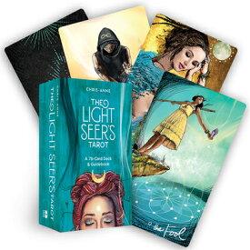 Light Seer's Tarot: A 78-Card Deck & Guidebook LIGHT SEERS TAROT [ Chris-Anne ]