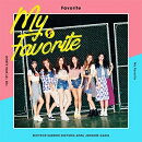 【輸入盤】1st Mini Album: My Favorite
