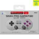 【Nintendo Switch / レトロフリーク対応】 8Bitdo SN30 PRO GAMEPAD