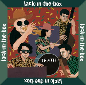 jack-in-the-box (初回限定盤 CD+DVD) [ TRI4TH ]