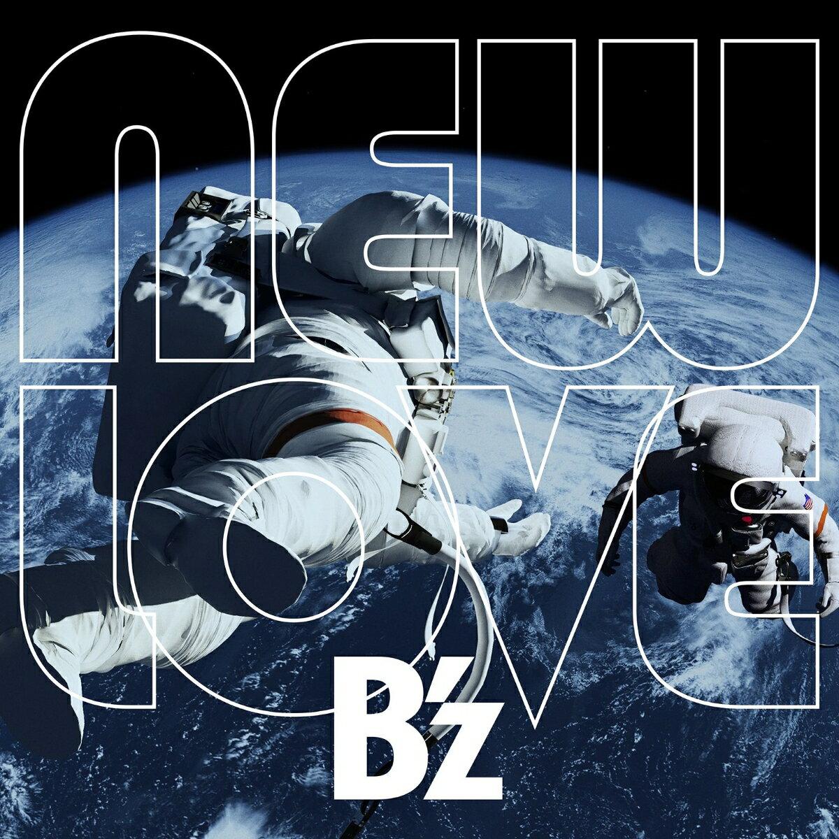 【楽天ブックス限定先着特典】NEW LOVE (初回限定盤 CD+Tシャツ) (レコード型コースター付き) [ B`z ]