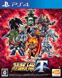 スーパーロボット大戦T PS4版