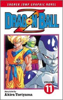Dragon Ball Z, Volume 11 DBZ V11 (Dragon Ball Z (Viz Paperback)) [ Akira Toriyama ]