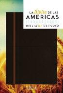 La Biblia de Las Americas - Biblia de Estudio