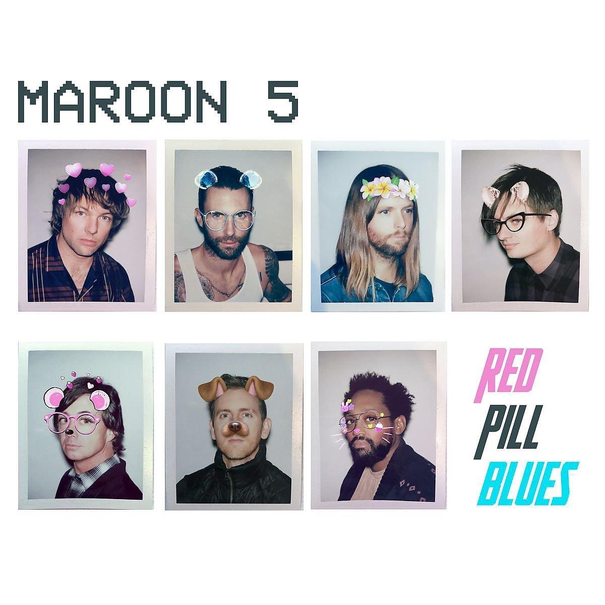 【輸入盤】Red Pill Blues [International Standard] [ Maroon 5 ]