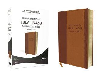 La Biblia de Las Americas / New American Standard Bible - Biblia Bilingue