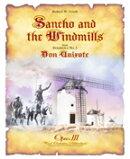 【輸入楽譜】スミス, Robert W.: 交響曲 第3番「ドン・キホーテ」より 第3楽章「サンチョと風車」: スコアとパート…