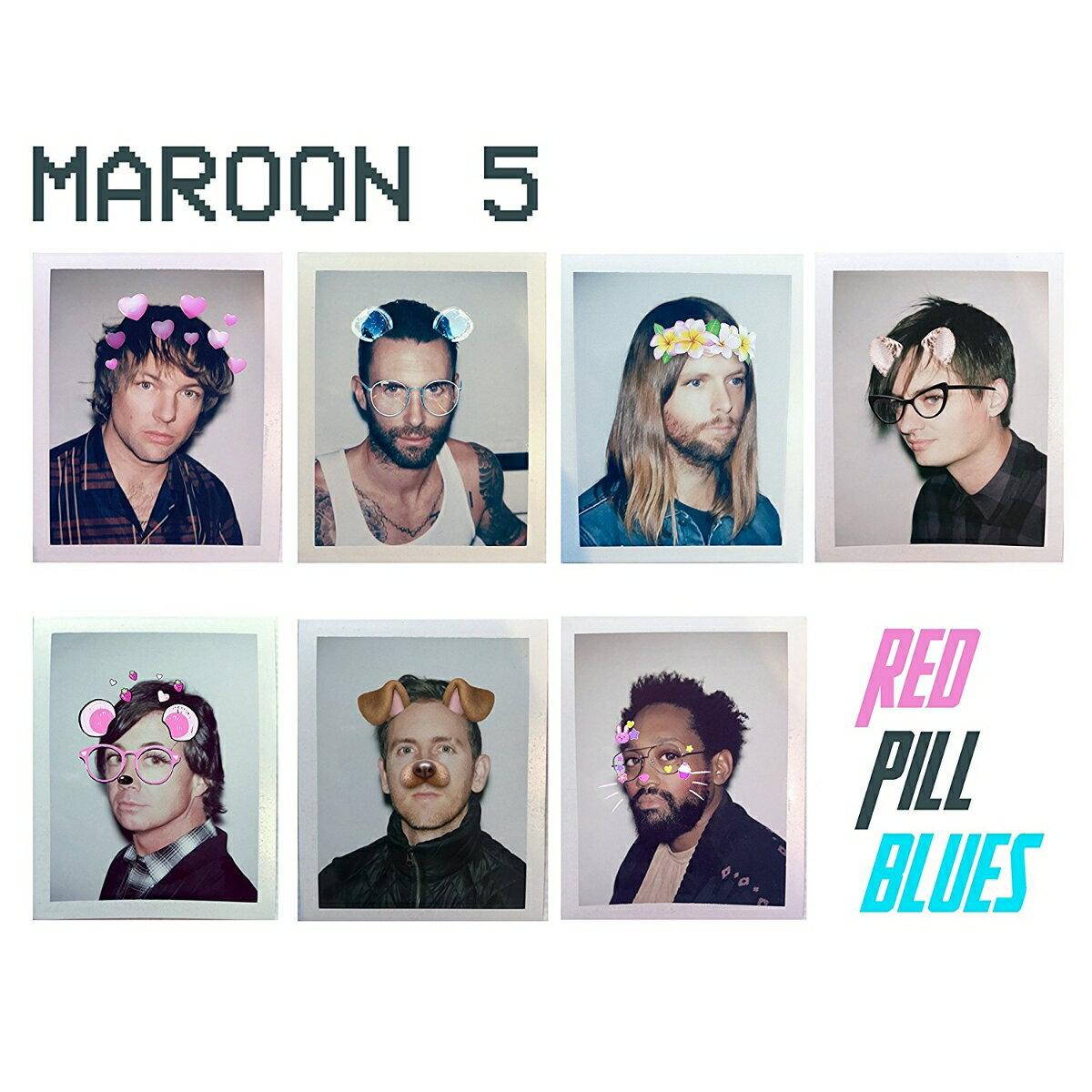 【輸入盤】Red Pill Blues [ Maroon 5 ]