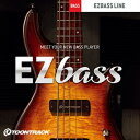 Toontrack Music EZ BASS/BOX 【ベース音源】