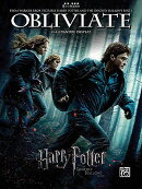 Obliviate (from Harry Potter and the Deathly Hallows, Part 1): Five Finger Piano, Sheet