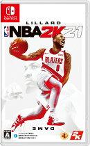 NBA 2K21 Nintendo Switch版