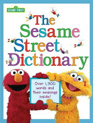 SESAME STREET DICTIONARY,THE(H)