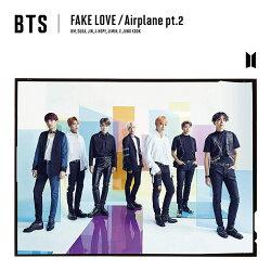 FAKE LOVE / Airplane pt.2 (初回限定盤A CD+DVD)